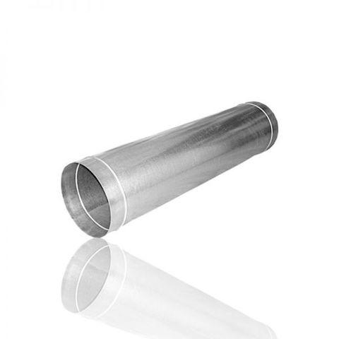 Труба прямошовная D 400 (1м) оцинкованная сталь