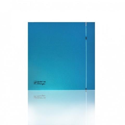 Вентилятор накладной S&P Silent 100 CZ Design 4C Sky Blue
