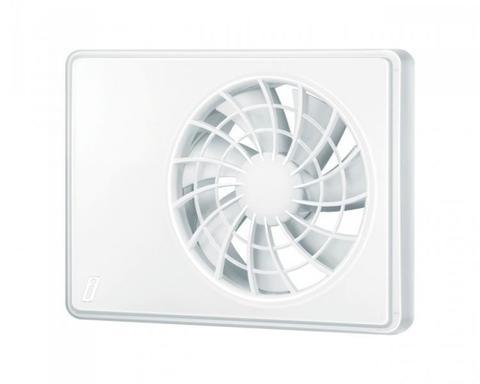 Вентилятор накладной Vents iFan 100/125 (таймер, датчик влажности, пульт ДУ)