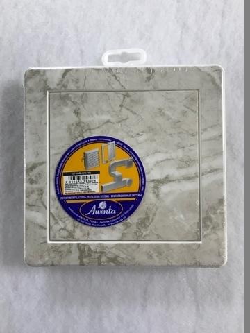 Люк пластиковый  Awenta 150х150 Мрамор Светлый