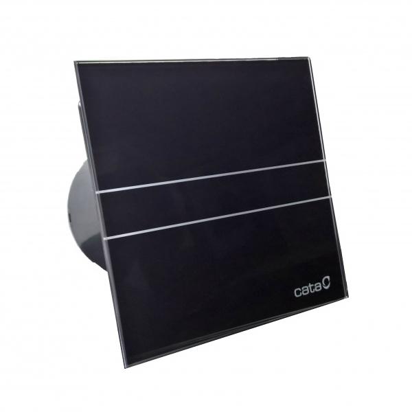 Накладные вентиляторы CATA серия G Вентилятор накладной Cata E 100 GT Bk Черный, с обратным клапаном (таймер) __33.jpg