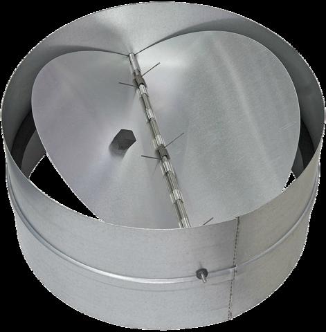 Соединитель с обратным клапаном Эра 12,5СКЦ 125мм