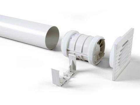 Вентилятор канальный Marley MP-100E (Premium P10)
