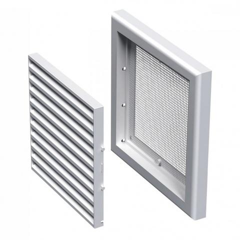 Решетка вентиляционная 154х154мм Vents МВ 100 С