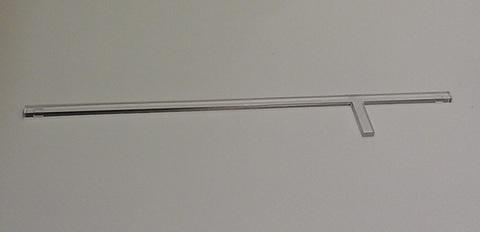 Прозрачная полоска для вентилятора S&P Silent 200 Design