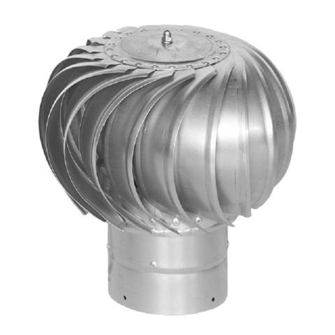 Турбодефлектор крышный ТД 355мм оцинкованный