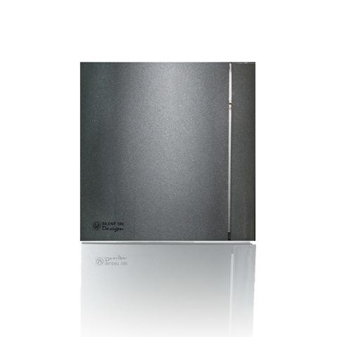 Вентилятор накладной S&P Silent 200 CZ Design 4C Grey