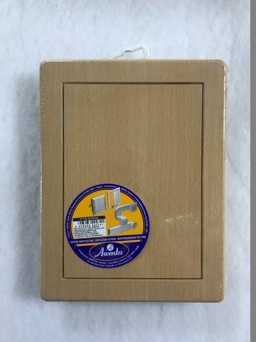 Люк пластиковый Awenta 150х200 Бук