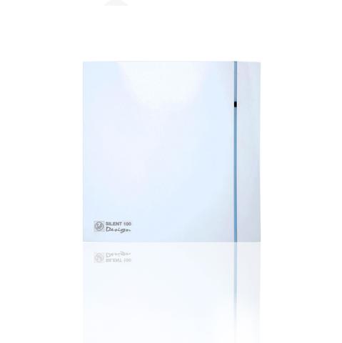 Вентилятор накладной S&P Silent 200 CRZ Design 3C (таймер)