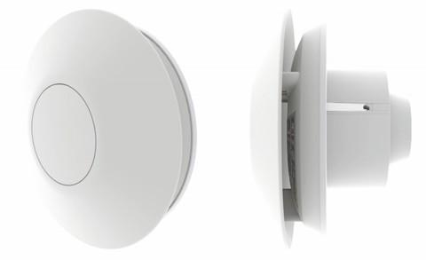 Вентилятор накладной Marley MP-100S (Premium P11) (таймер, датчик влажности, программируемый)