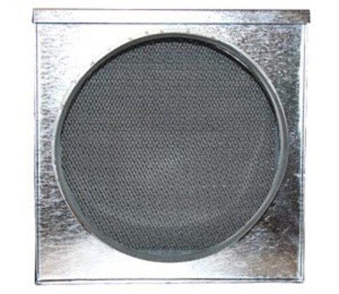Жироулавливающий кассетный фильтр d 125 мм
