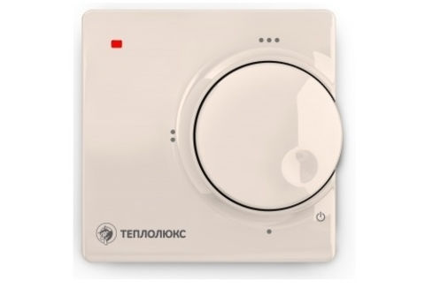 Терморегулятор Теплолюкс TP 510 кремовый