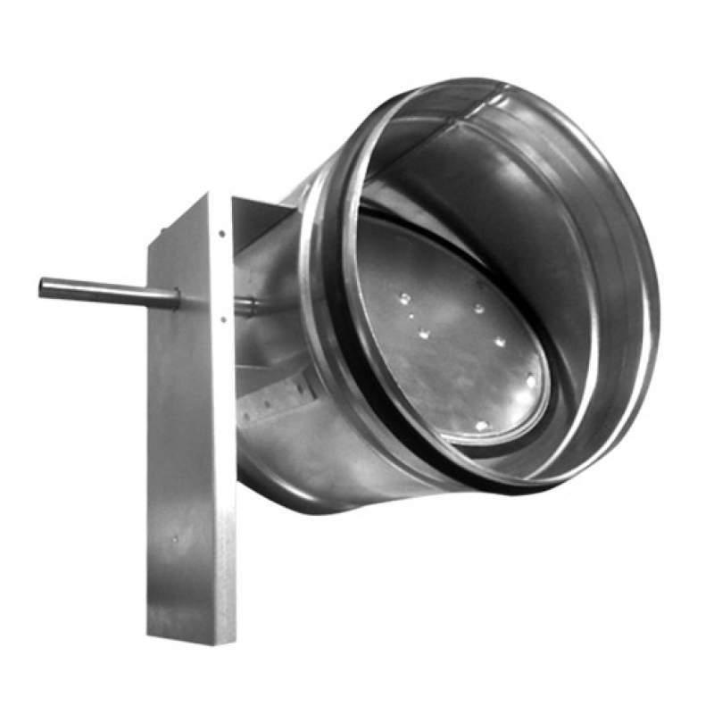 Дроссель- клапан под электропривод Дроссель-клапан под электропривод ZSK 315 мм 001.jpg