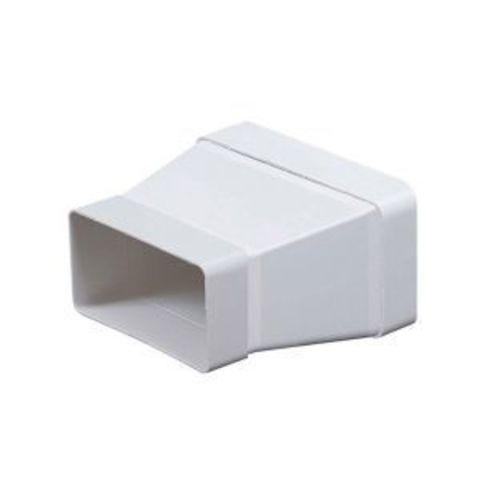 Соединитель центральный 150х75/110х55 мм пластиковый