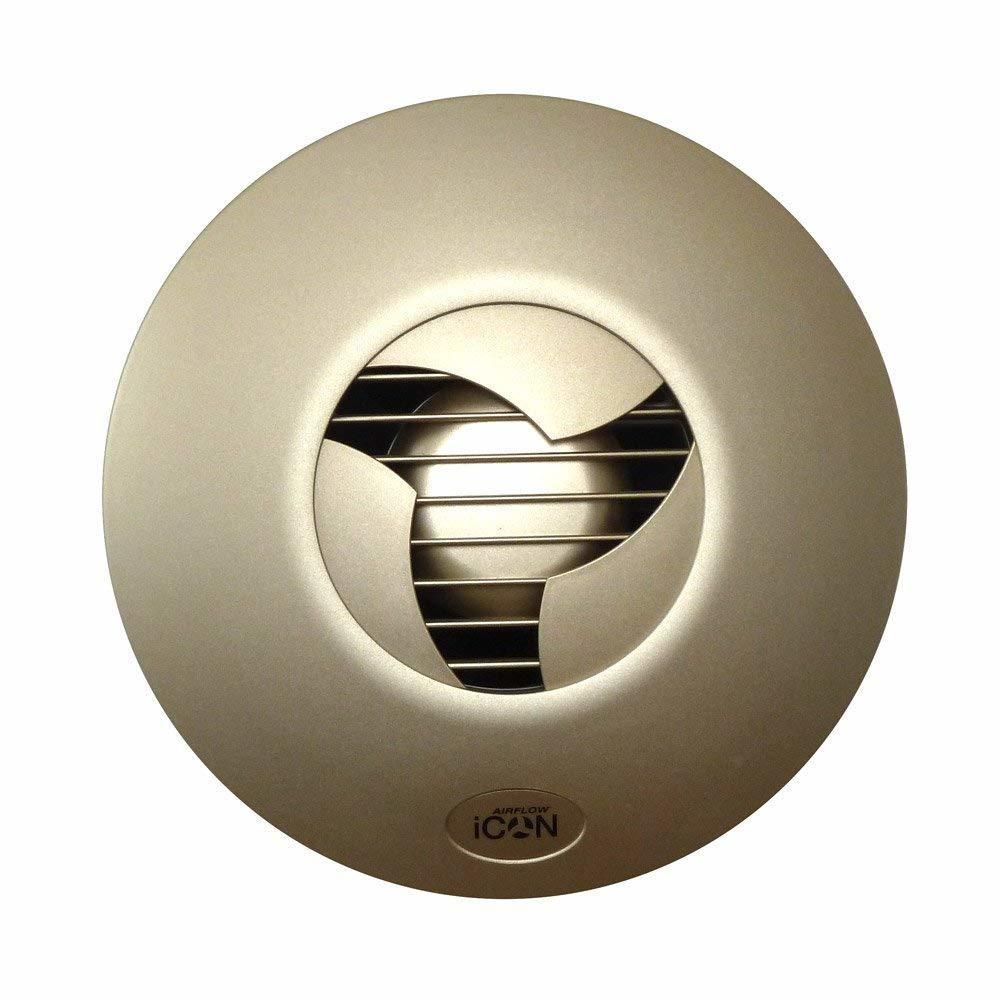 Вентиляторы накладные Airflow (Великобритания) Вентилятор накладной Airflow iCON ECO 15 Sandstone 008.jpg