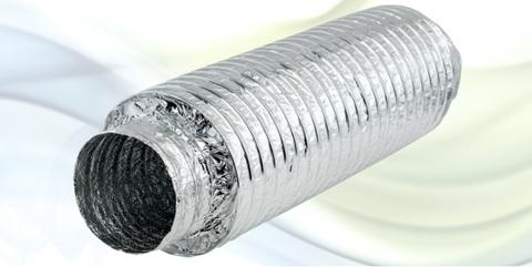 Шумоглушитель гибкий DEC Sonodec GLX-25/203мм (1м)