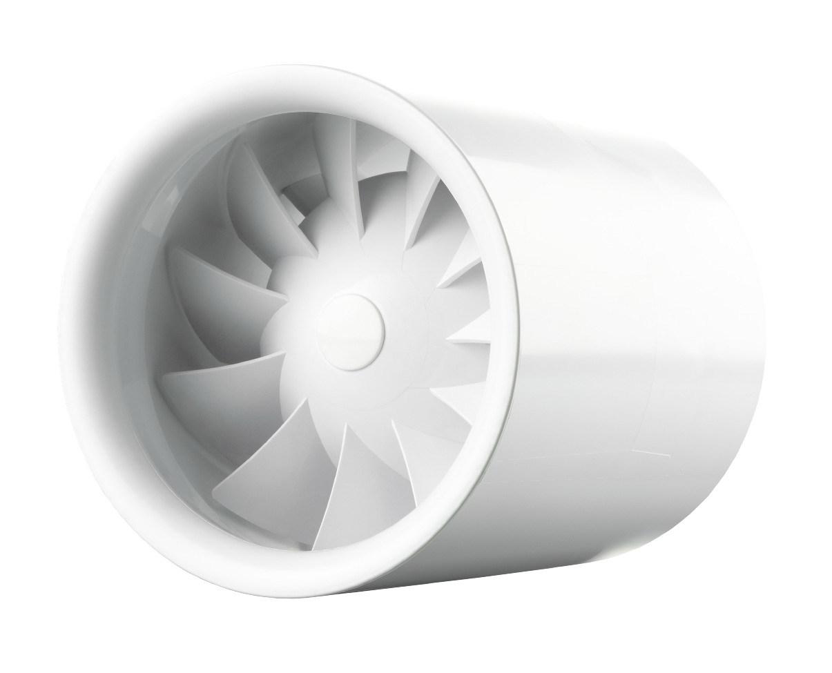 Канальный вентилятор Vents Quietline 100 Timer – купить в Москве и России. Фото, цена, отзывы!