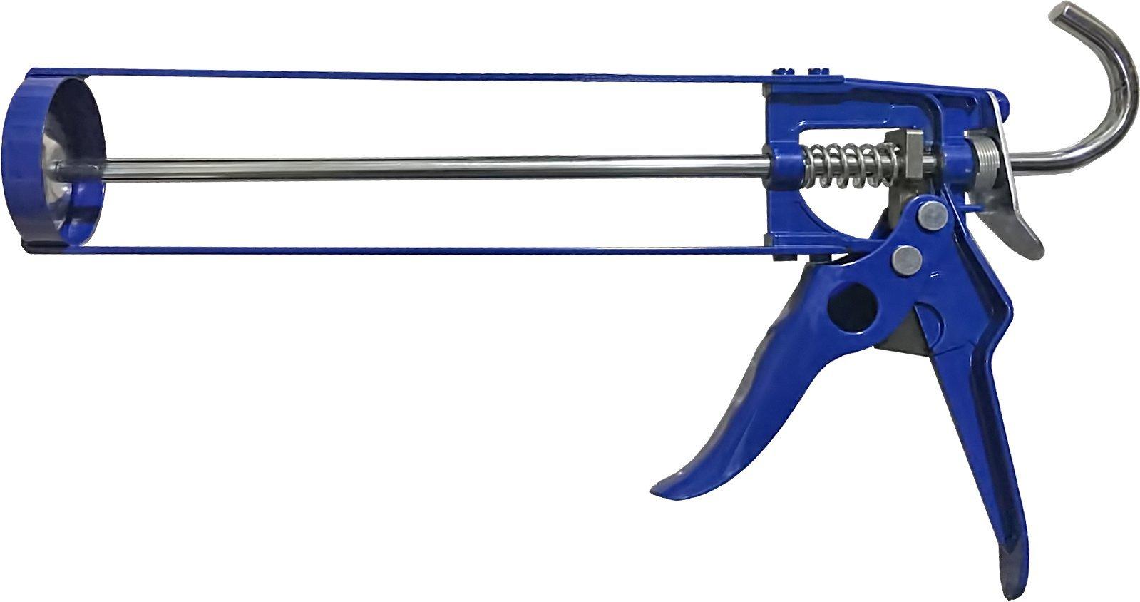 Клейкая лента (скотч), силикон, пена, уплотнитель, утеплитель Пистолет под силикон 403126_detail.jpg