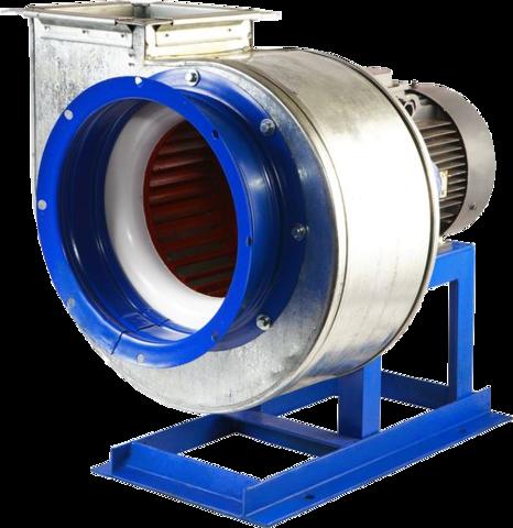 Вентилятор радиальный ВЦ 14-46 (ВР-300-45)-2,0 (0,25кВт/1500об) Среднего давления