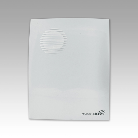 Вентилятор накладной Эра PARUS 4 D100
