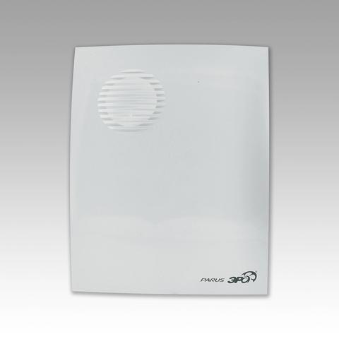 Вентилятор накладной Эра PARUS 5 D125