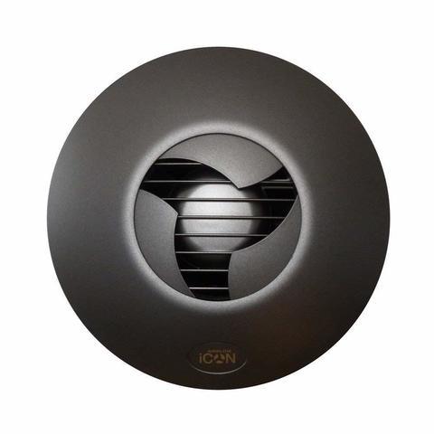Вентилятор накладной Airflow iCON ECO 15 Anthracite
