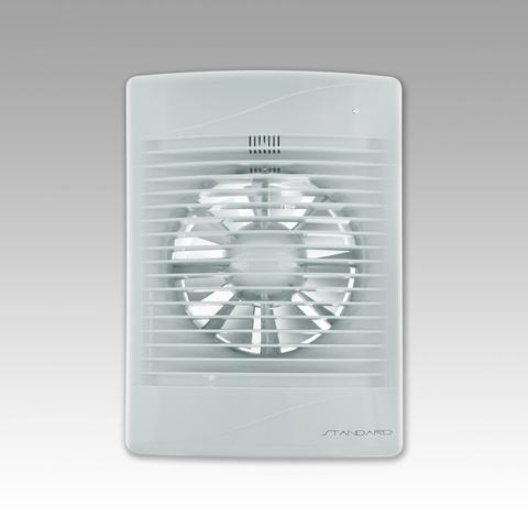 Вентилятор накладной Эра STANDARD 4 HT D100 (таймер, датчик влажности)