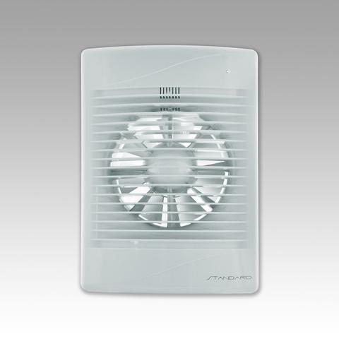 Вентилятор накладной Эра STANDARD 5 ET D125 (таймер)