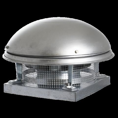 Вентилятор крышный S&P CTHB/4-200 для дымоудаления (+120 С)
