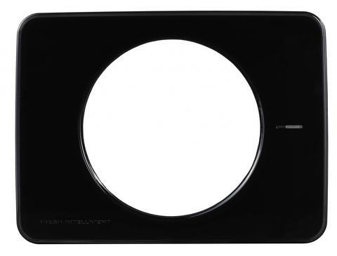 Лицевая черная панель Fresh Intellivent BLACK