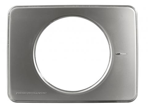 Лицевая серебристая панель Fresh Intellivent SILVER