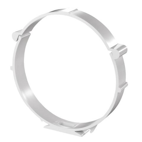 Держатель круглых воздуховодов 200 мм пластиковый