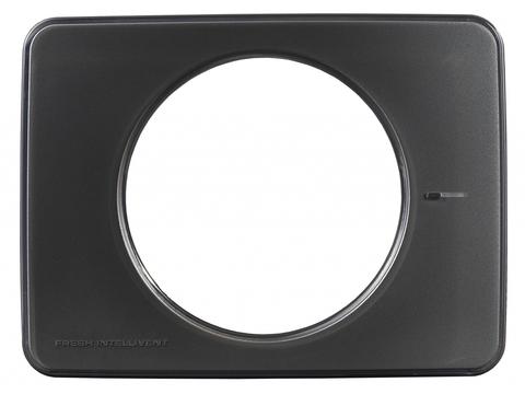 Лицевая титановая/никелевая панель Fresh Intellivent TITAN