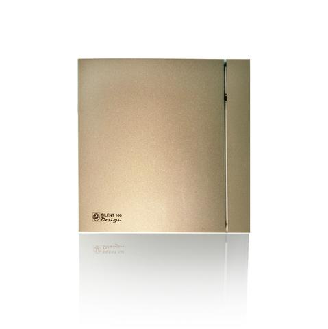 Лицевая панель для вентилятора S&P Silent 100 Design Champagne