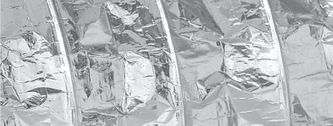 Воздуховод DEC Aludec-AA3 127мм (10м)