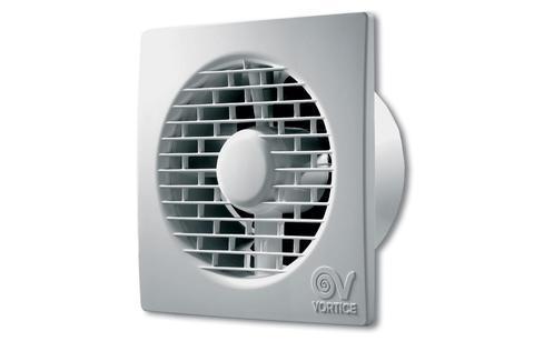 Вентилятор накладной Vortice Punto Filo MF 100/4 T HCS LL (таймер, датчик влажности)
